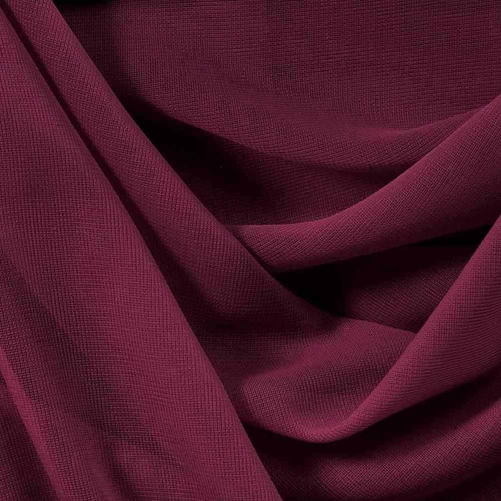 CMJ3000 / MAGENTA 824 / 100% Polyester Chiffon Matt Jersey