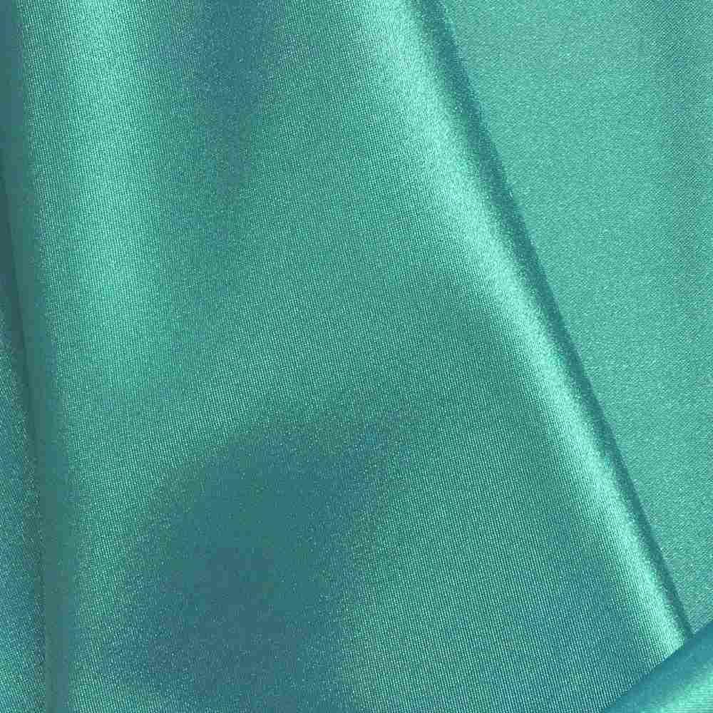 CHA6150 / JADE 390 / 100% Polyester Charmeuse [KOREA]