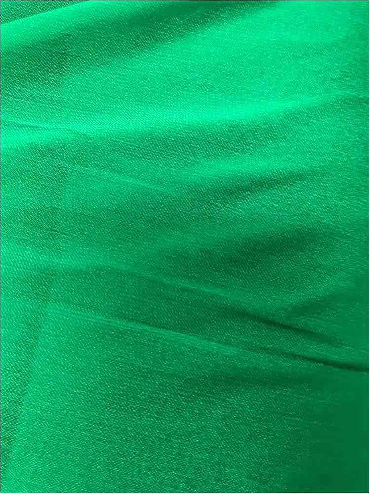 DDCHS 5860 / KELLY/GREEN3701 / DOPE DYED CATATONIC CHIFFON