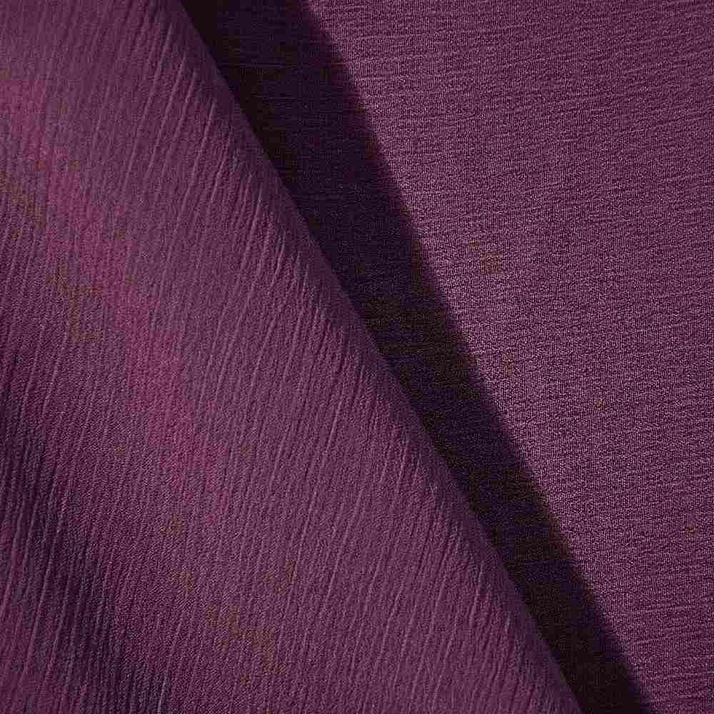 YORYU 060 / RAISIN 356 / 100% Polyester Chiffon Yoryu