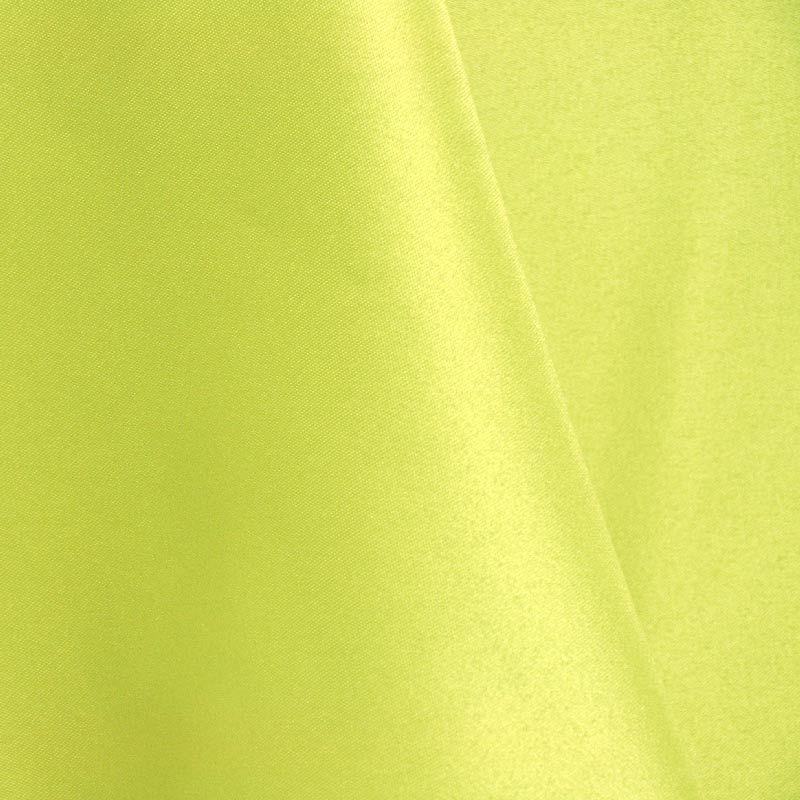 DULLSATIN-K1315 / LIME/GREEN 1296 / 100% Polyester Dull Satin [KOREAN]