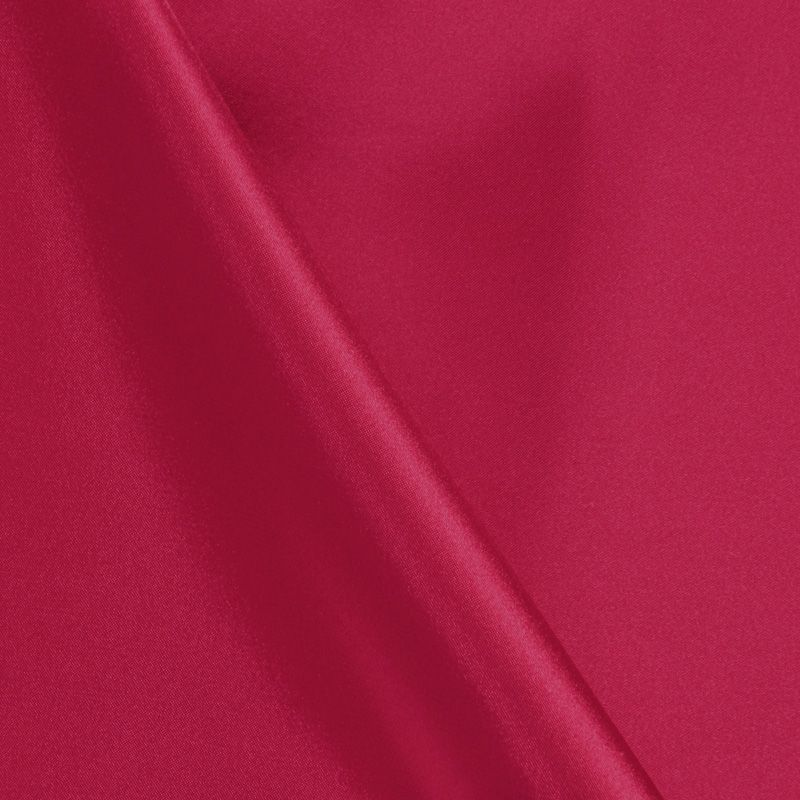 CHA6150 / WILD FIRE 214 / 100% Polyester Charmeuse [KOREA]