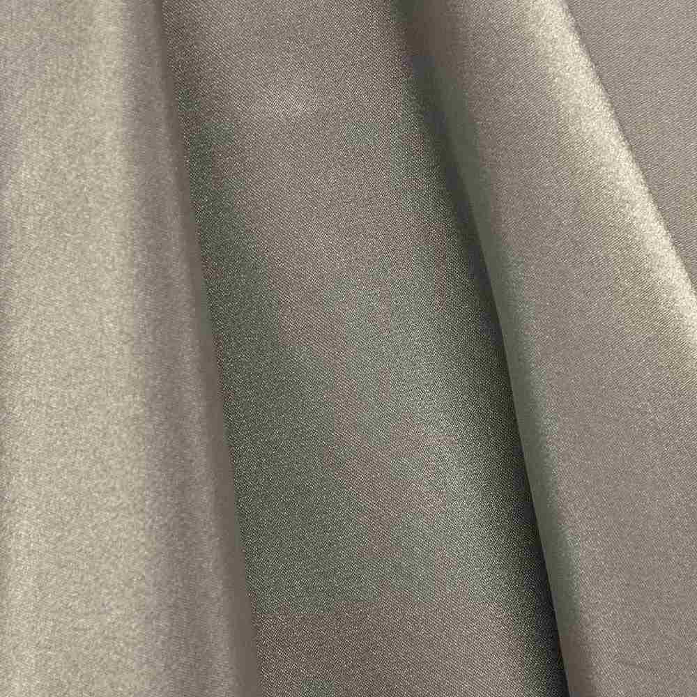 CHA6150 / PLATINUM 606 / 100% Polyester Charmeuse [KOREA]