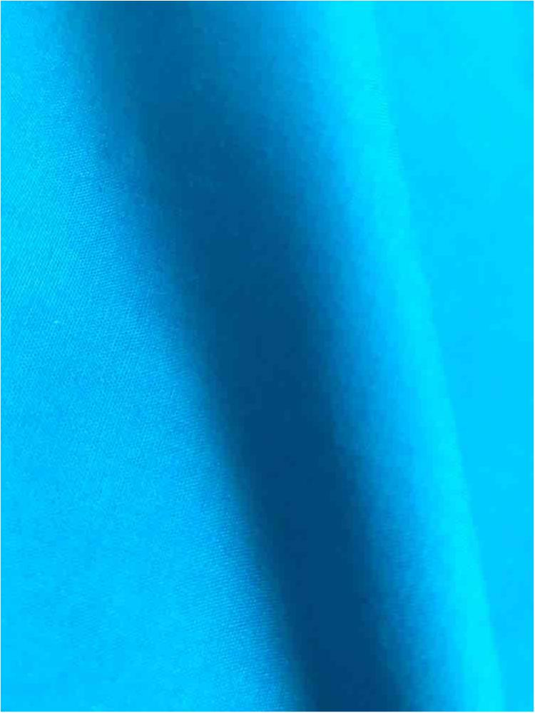 T/C80/20 / TURQUOISE 31 / 80% POLY 20% Cotton Broadcloth