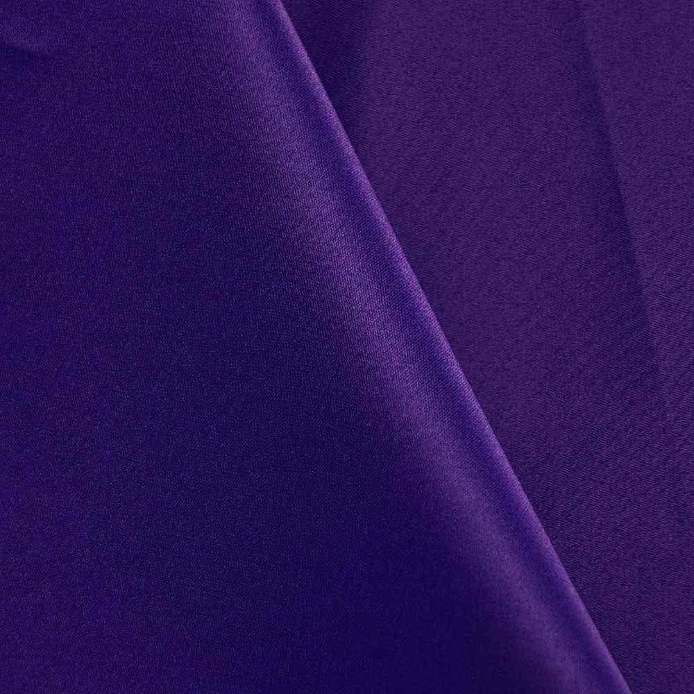 DULLSATIN-K1315 / PURPLE 9685 / 100% Polyester Dull Satin [KOREAN]