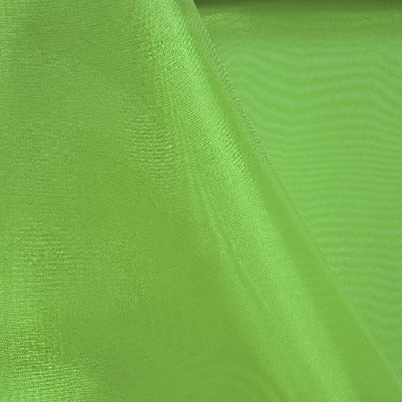 101 CRYSTAL / CLOVER 322 / 100% Polyester Crystal Organdy