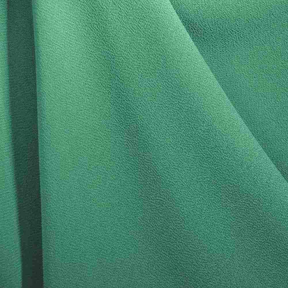 PEBBLE 200 / JADE 564 / 100% Polyester Pebble Georgette