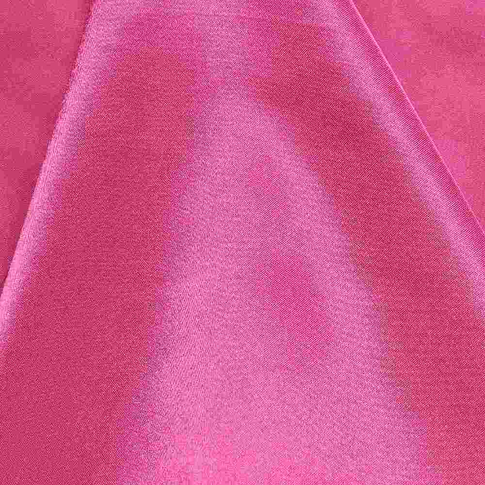 CRM / BUBBLE PINK 515 / 100% Polyester Charmeuse