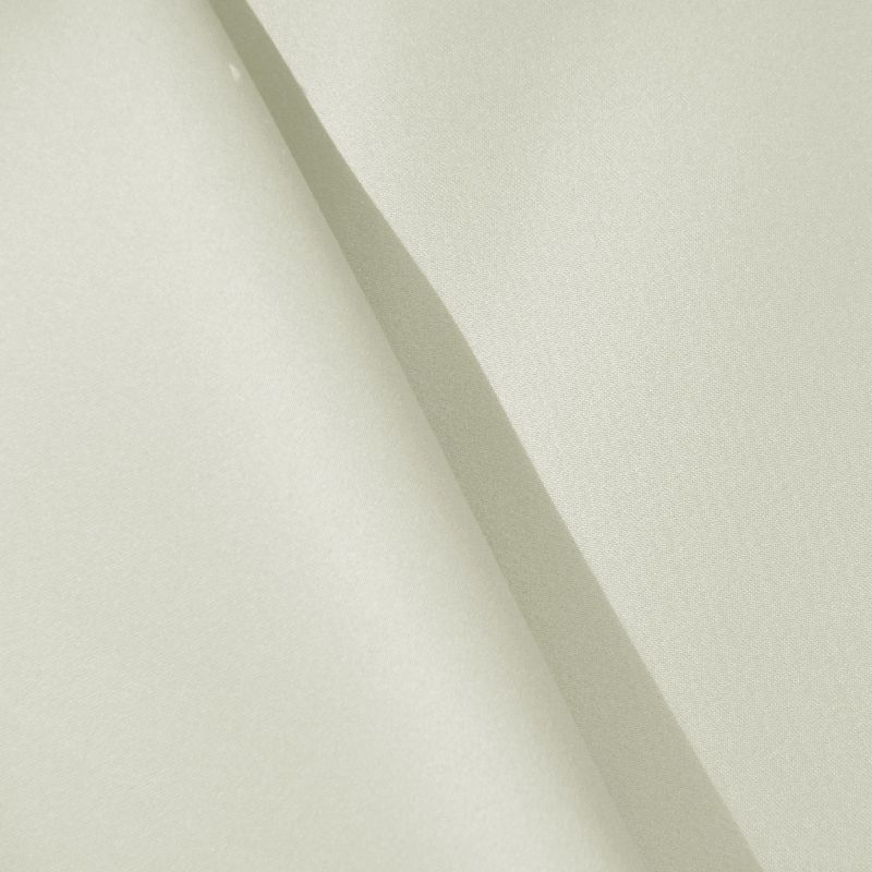 PRC/DULLSATIN / IVORY 1112 / 100% Polyester Dull Satin