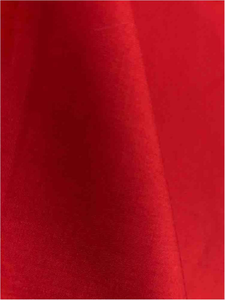 T/C80/20 / RED 336 / 80% POLY 20% Cotton Broadcloth