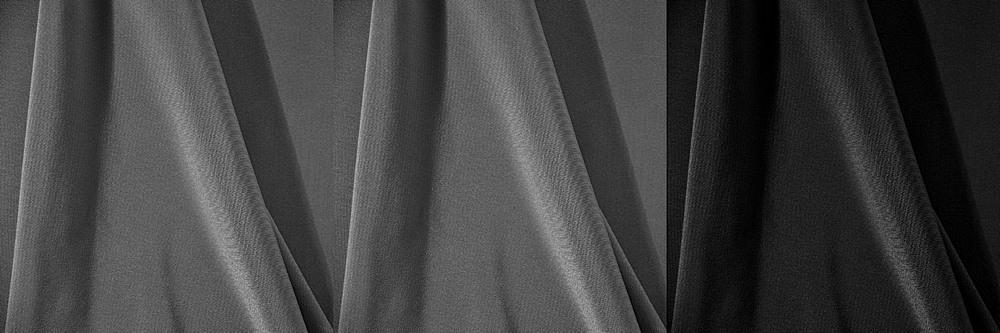 VENECHIA / BLACK 115 / 95% Polyester 5% Spandex Venechia