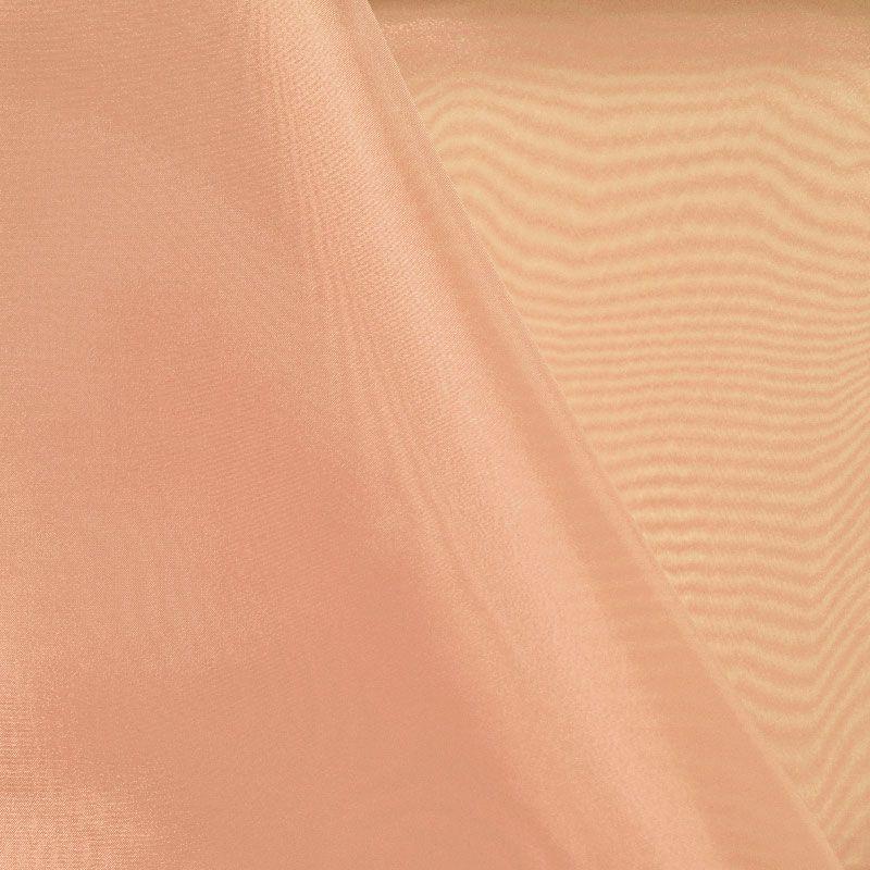 101 CRYSTAL / DUSTY/ROSE-D165 / 100% Polyester Crystal Organdy