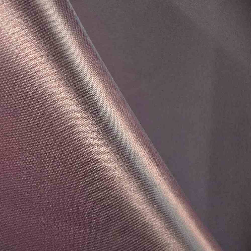 SATIN/POLY 3145 / BROWN 266 / 100% Polyester Bridal Satin