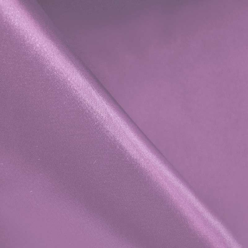 SATIN/POLY 3145 / LILAC 140 / 100% Polyester Bridal Satin