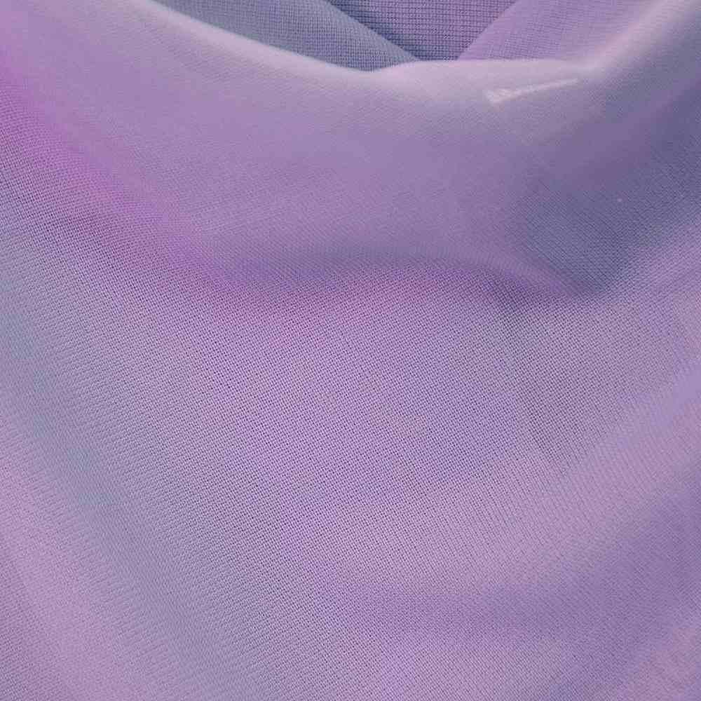 CMJ3000 / LILAC 170 / 100% Polyester Chiffon Matt Jersey