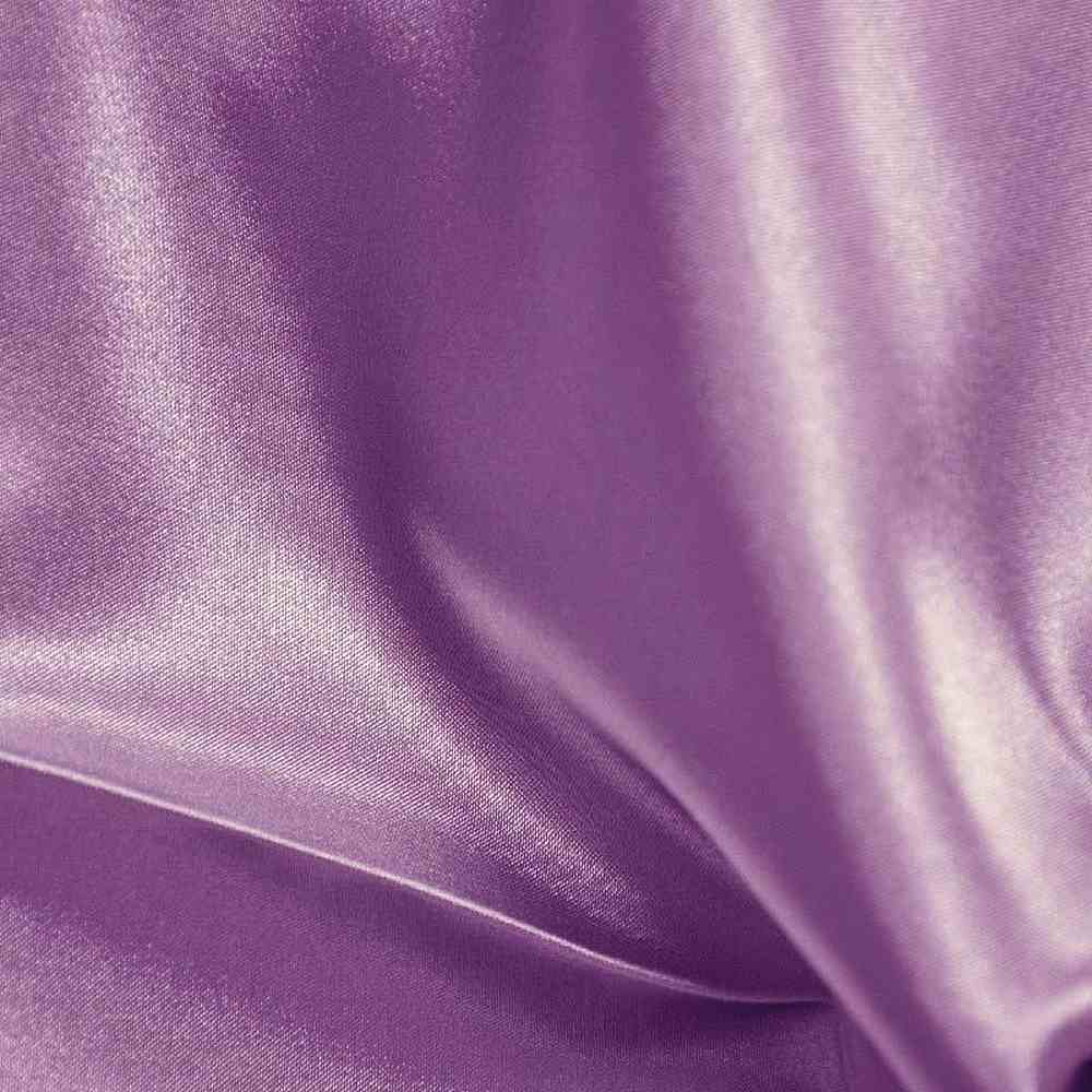 CRM / PURPLE 055 / 100% Polyester Charmeuse
