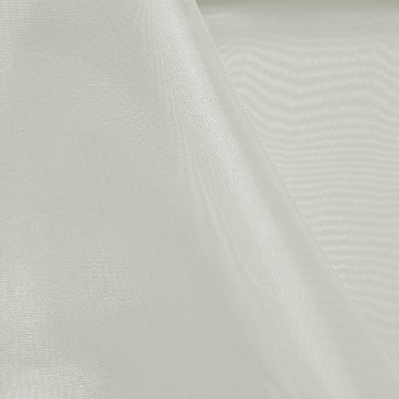 ORG2020 / IVORY 2 / 100% Poly Organdy