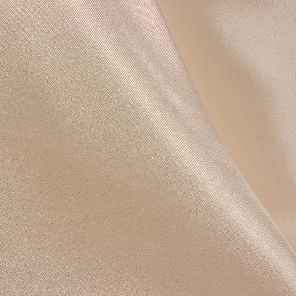 CRM / PEACH 75 / 100% Polyester Charmeuse