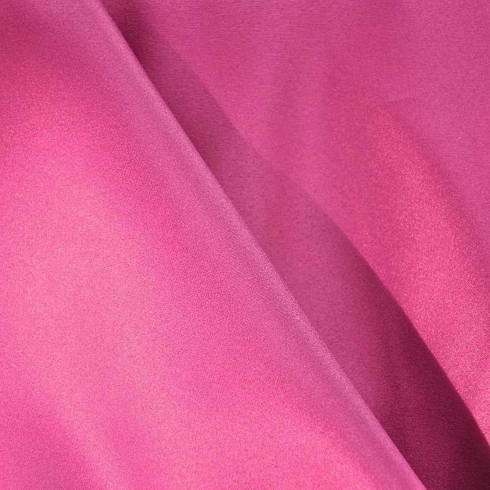 PRC/DULLSATIN / FUCHSIA 1195 / 100% Polyester Dull Satin