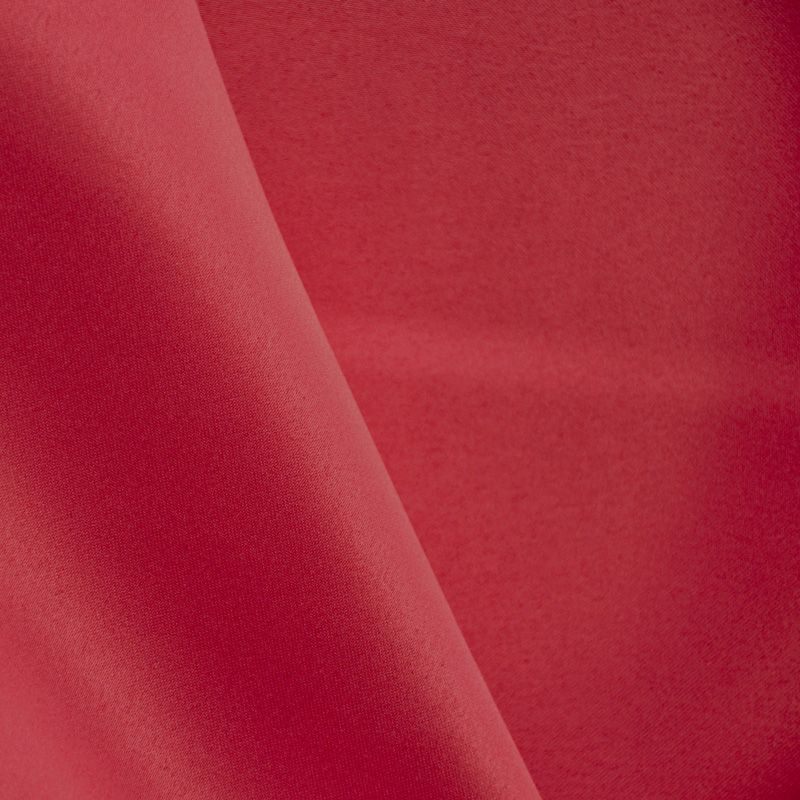PRC/DULLSATIN / RED 1192 / 100% Polyester Dull Satin