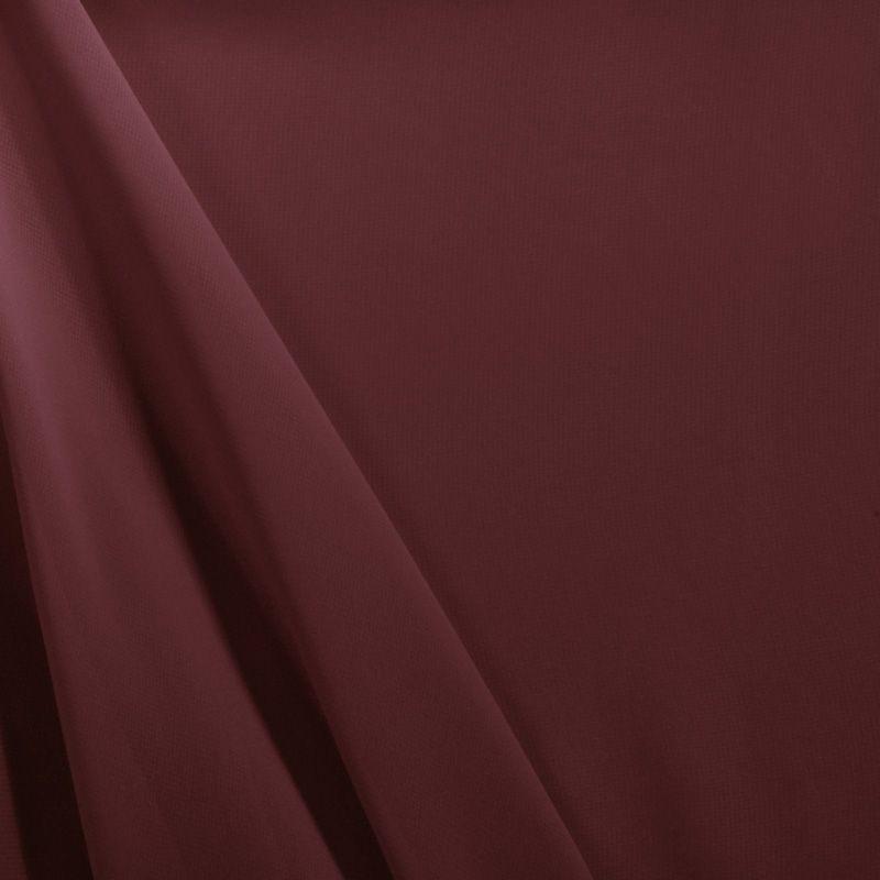 MULTI-HI / BURGUNDY 1232 / 100% Polyester Hi-Multi Chiffon