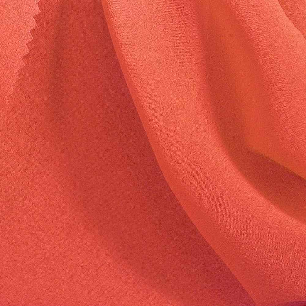 MULTI-HI / CORAL 1200 / 100% Polyester Hi-Multi Chiffon