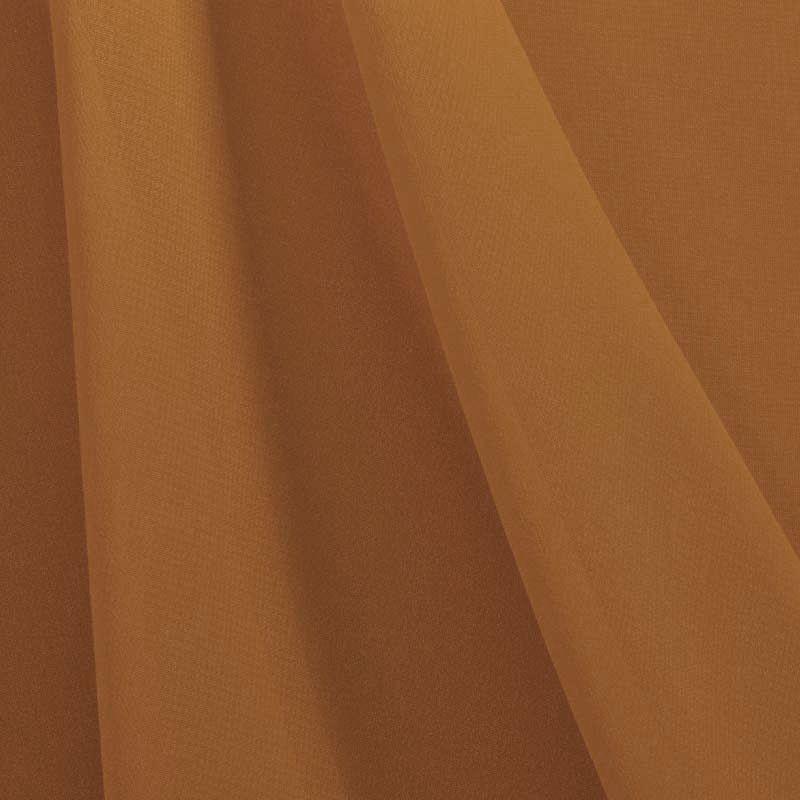 MULTI-HI / ORANGE 1406 / 100% Polyester Hi-Multi Chiffon