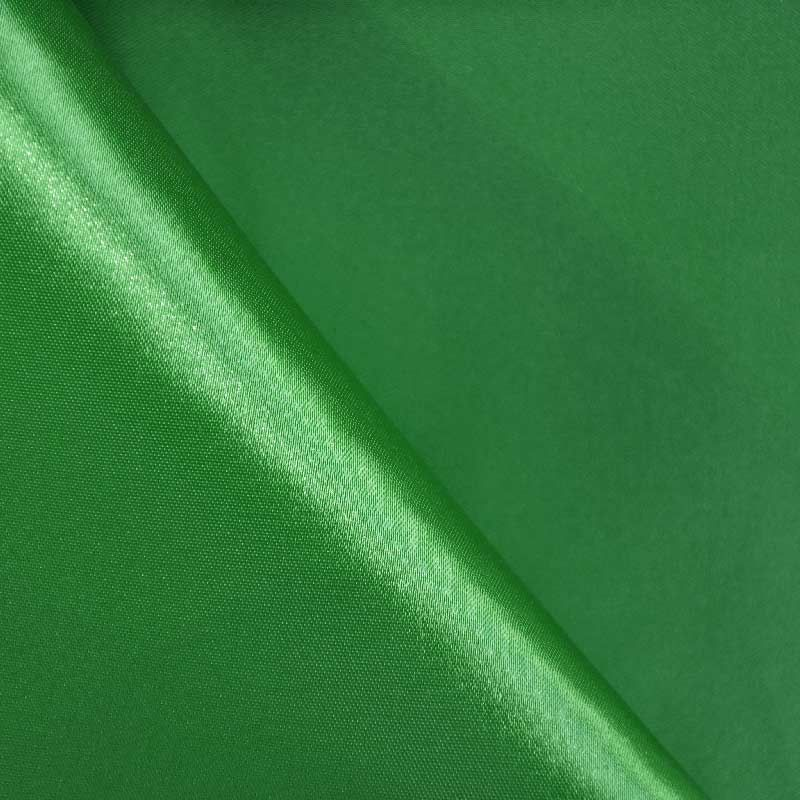SATIN/POLY 3145 / KELLY GREEN 116 / 100% Polyester Bridal Satin