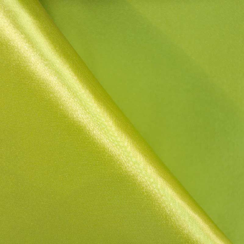 SATIN/POLY 3145 / LIME 37 / 100% Polyester Bridal Satin
