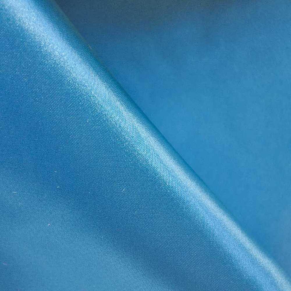 SATIN/POLY 3145 / TURQUOISE 31 / 100% Polyester Bridal Satin