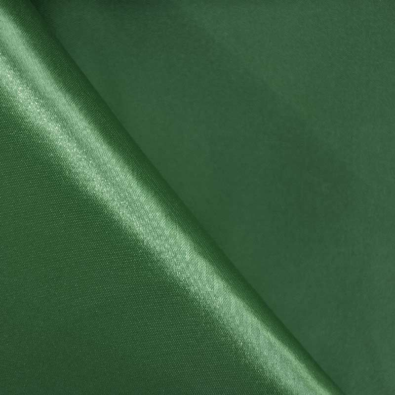 SATIN/POLY 3145 / HUNTER GREEN 38 / 100% Polyester Bridal Satin