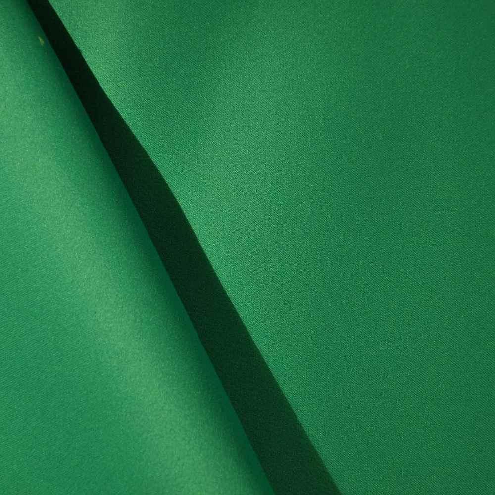 PRC/DULLSATIN / EMERALD 1901 / 100% Polyester Dull Satin