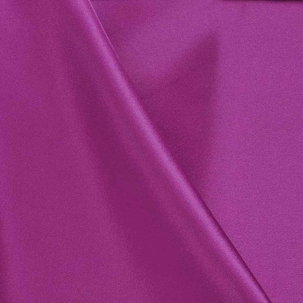 CHA6150 / MAGENTA 1281 / 100% Polyester Charmeuse [KOREA]