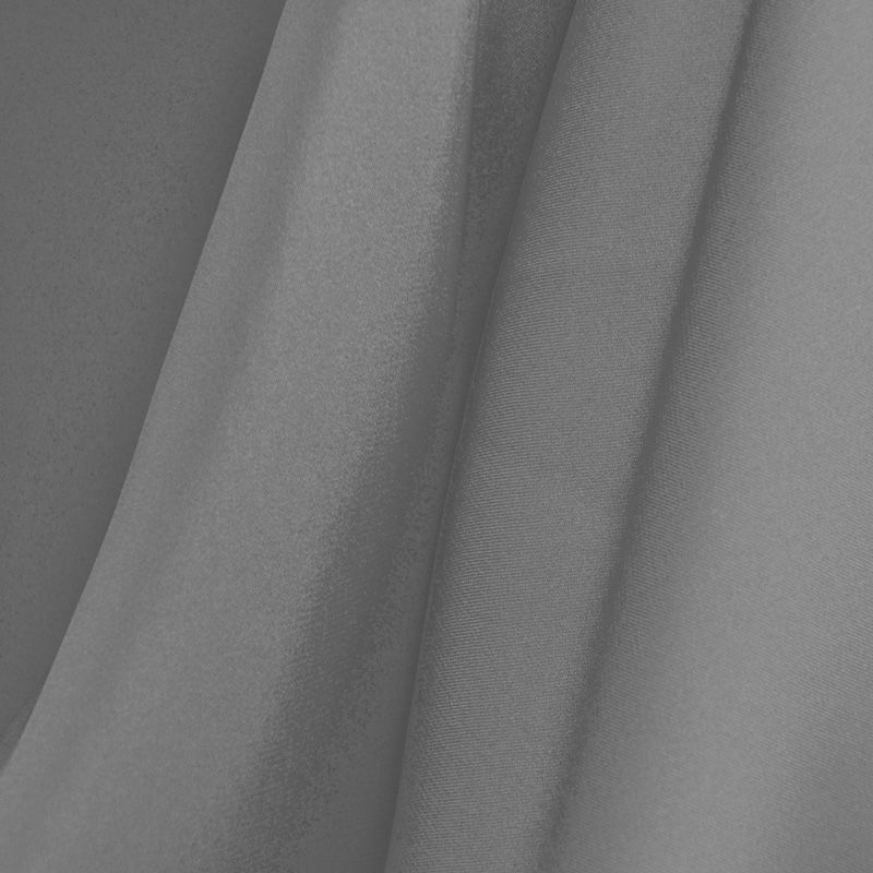 SILKY DULLSATIN / PLATINUM 606 / 100% POLYESTER SILKY DULL SATIN CHIFFON