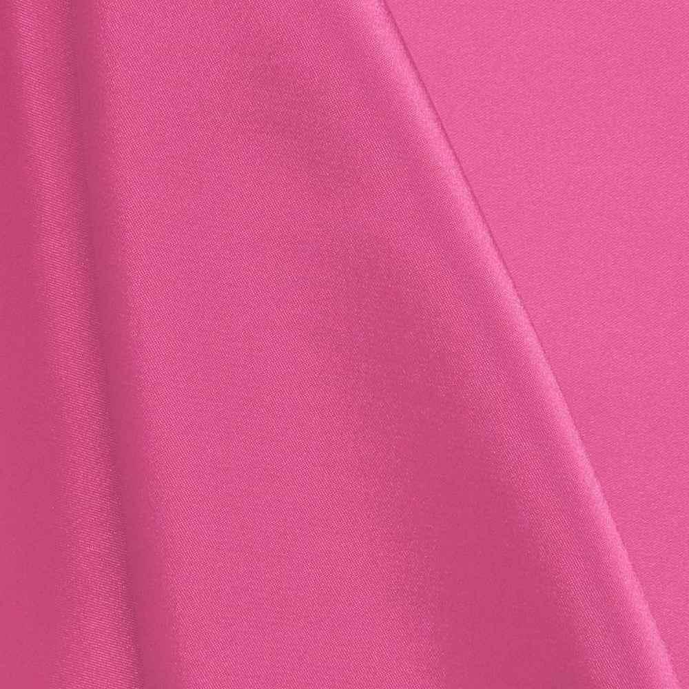 CHA6150 / HOT PINK 399 / 100% Polyester Charmeuse [KOREA]