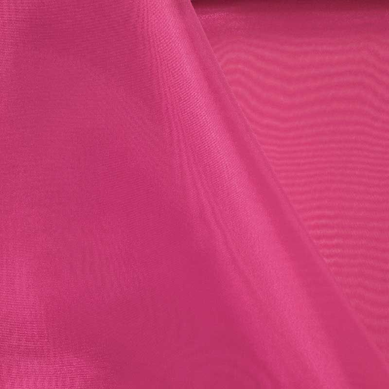 101 CRYSTAL / SANGRIA 282 / 100% Polyester Crystal Organdy
