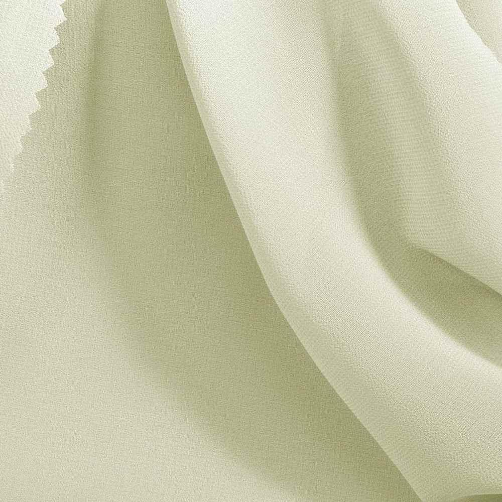 MULTI-HI / IVORY 1112 / 100% Polyester Hi-Multi Chiffon