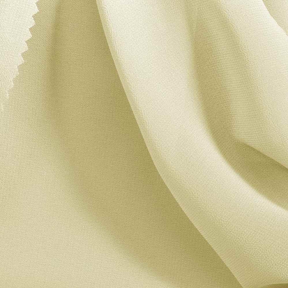 MULTI-HI / IVORY 1113 / 100% Polyester Hi-Multi Chiffon