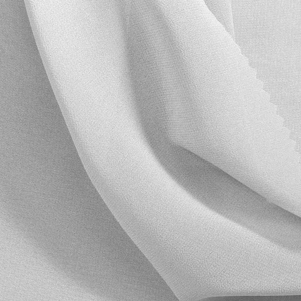 MULTI-HI / WHITE 1100 / 100% Polyester Hi-Multi Chiffon
