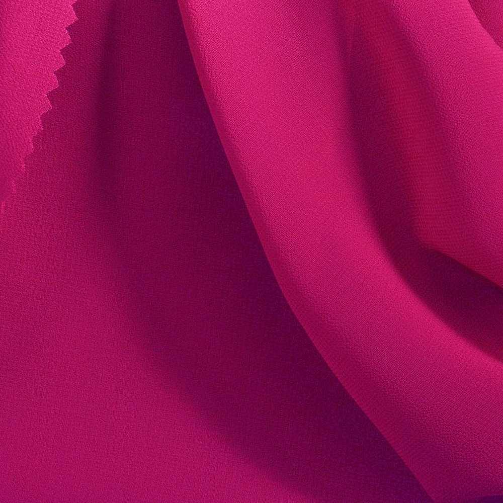 MULTI-HI / FUCHSIA 1220 / 100% Polyester Hi-Multi Chiffon