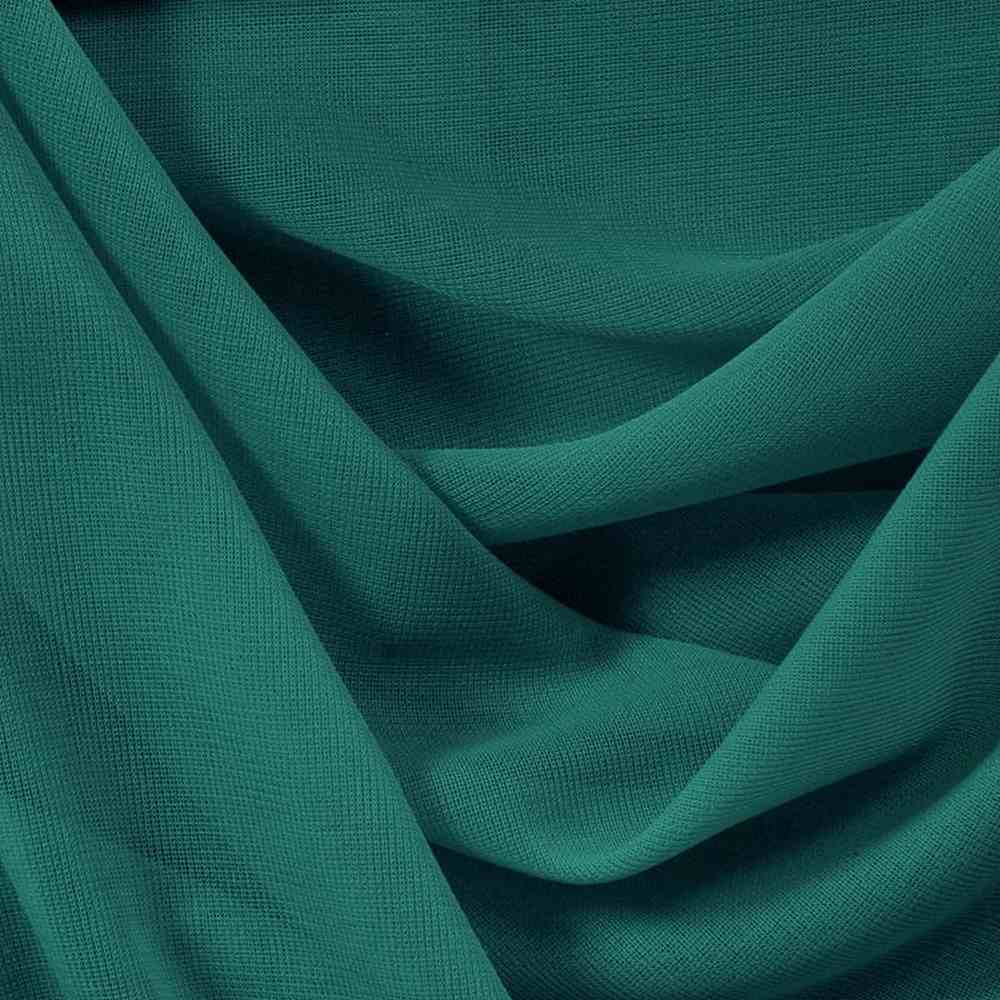 CMJ3000 / JADE 392 / 100% Polyester Chiffon Matt Jersey