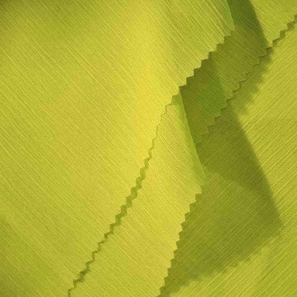 YORYU 060 / SPA/SORBET 615 / 100% Polyester Chiffon Yoryu