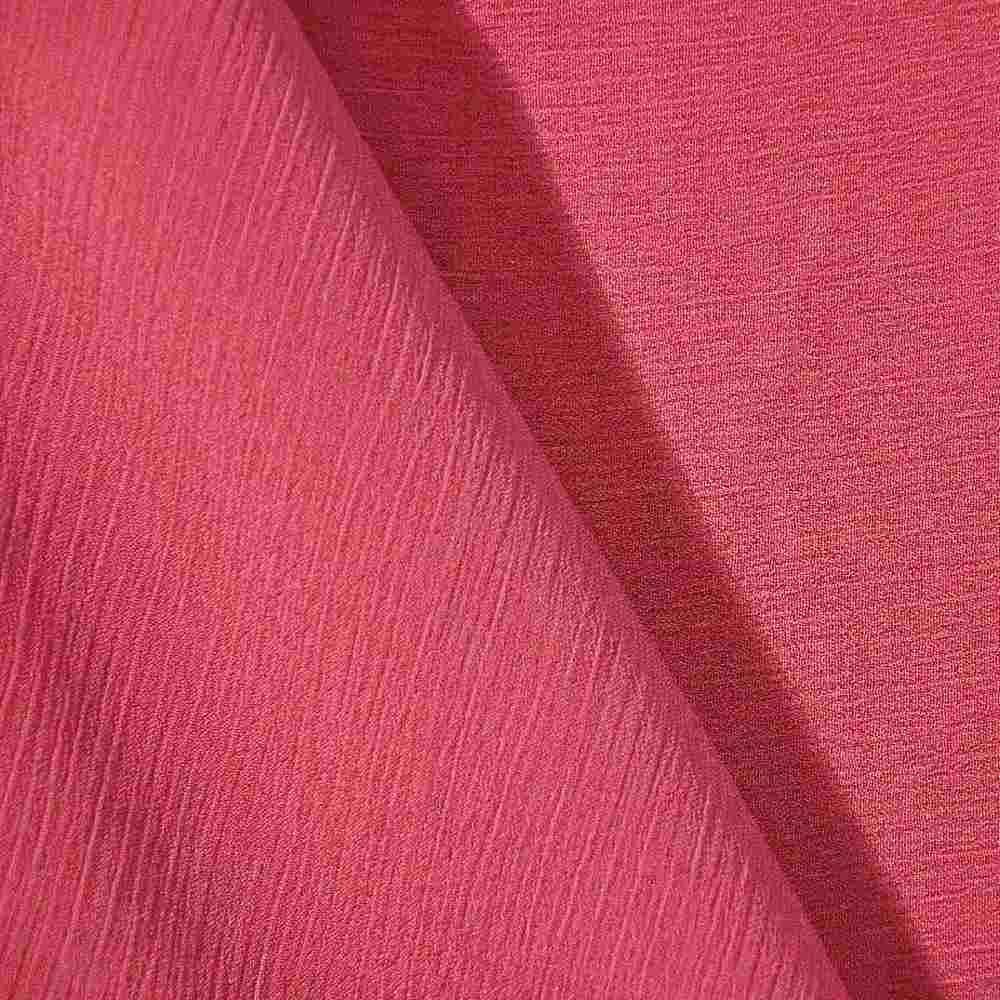 YORYU 060 / CORAL 208 / 100% Polyester Chiffon Yoryu