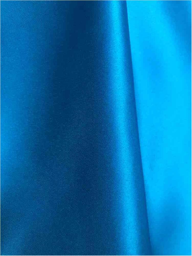 PRC/DULLSATIN / PEACOCK 6777 / 100% Polyester Dull Satin