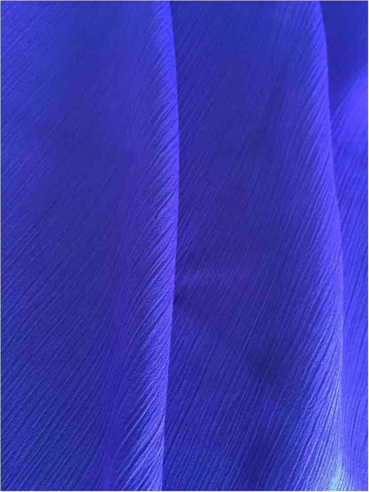 YORYU 060 / PURPLE 725 / 100% Polyester Chiffon Yoryu