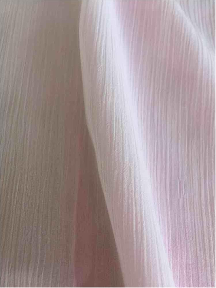 YORYU 060 / PINK 155 / 100% Polyester Chiffon Yoryu