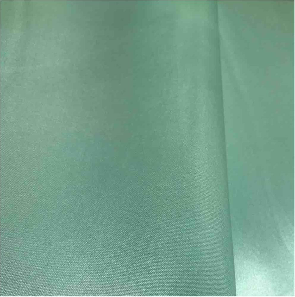 CRM / MINT 765 / 100% Polyester Charmeuse