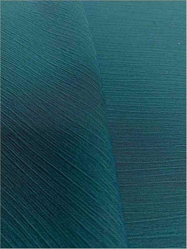 YORYU 060 / TEAL-RTX / 100% Polyester Chiffon Yoryu