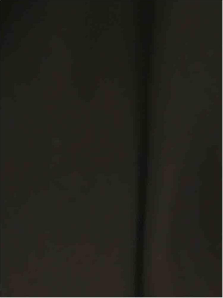 CREPE CHIFFON / BLACK 1115 / 100% Polyester Crepe Chiffon