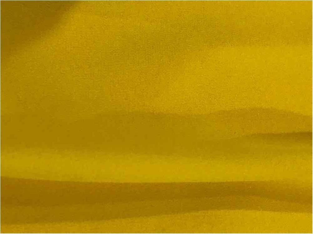 CREPE CHIFFON / YELLOW 1337 / 100% Polyester Crepe Chiffon